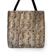 Church Frieze Tote Bag