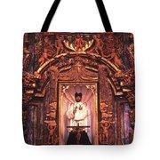 Church Icon - 84 Tote Bag