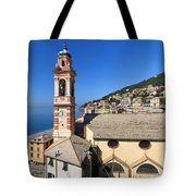 church in Sori Tote Bag