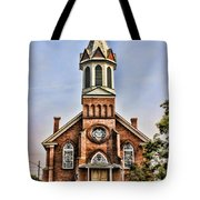 Church In Sprague Washington 2 Tote Bag
