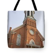 Church In Sprague Washington 3 Tote Bag