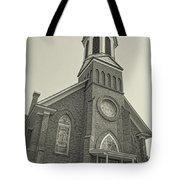 Church In Sprague Washington 4 Tote Bag