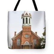 Church In Sprague Washington Tote Bag