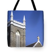 Church In Tacoma Washington 4 Tote Bag