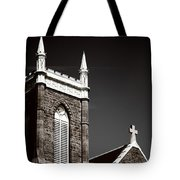 Church In Tacoma Washington 5 Tote Bag