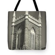 Church In Tacoma Washington Tote Bag