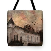 Church In The Catskills Tote Bag