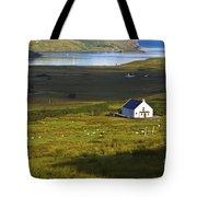 Church In The Glen Tote Bag