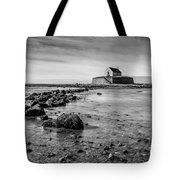 Church In The Sea Tote Bag