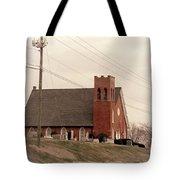 Church Love Tote Bag