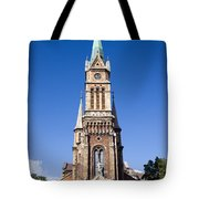 Church Of Ferencvaros In Budapest Tote Bag
