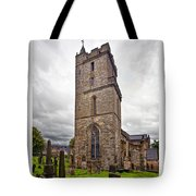 Church Of Holy Rude Tote Bag