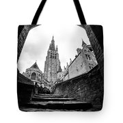 Church Of Our Lady Tote Bag