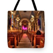 Church Of Saint Louis Tote Bag