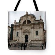 Church Of St. Blasius Tote Bag