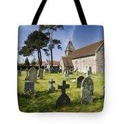 Church Of St John The Evangelist - Kenn - North Somerset Tote Bag