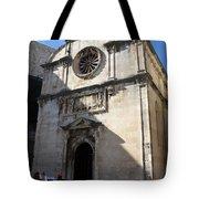 Church Of The Saviour Tote Bag