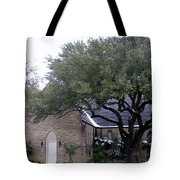Church On Pennsylvania St Fort Worth Tx Tote Bag