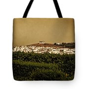 Church On The Hill - Andalusia Tote Bag