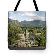 Church On The Lake Tote Bag