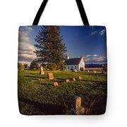 Church Potlatch Idaho 1 Tote Bag