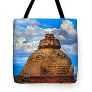 Church Rock Tote Bag by Robert Bales