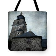 Church Saint Malo Tote Bag