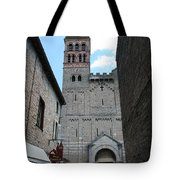 Church St. Philibert - Tournus Tote Bag