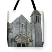 Church St Thibault- Burgundy Tote Bag