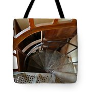 Church Stairs Tote Bag