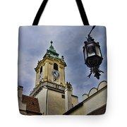 Church Steeple - Bratislava Slovakia Tote Bag