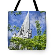 Church Steeple Tote Bag