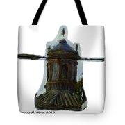 Church Steeple In Ecija Spain Tote Bag