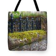 Church Wall Tote Bag
