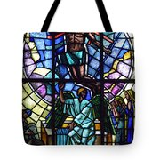 Church Window Tote Bag by Tommytechno Sweden