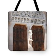 Churchdoor - Saint Peter - Macon Tote Bag