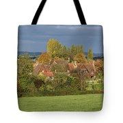 Churchdown Tote Bag