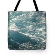 Churn Tote Bag