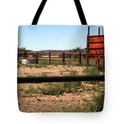 Chute And Butte 14979 Tote Bag