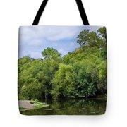 Cibolo Creek  Tote Bag