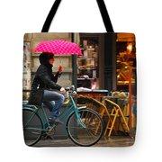 Ciclista - Milano Tote Bag
