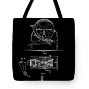 Cider Mill Patent Tote Bag