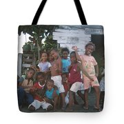 Cildren Of The Coast Tote Bag