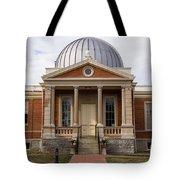 Cincinnati Observatory In Cincinnati Ohio Tote Bag
