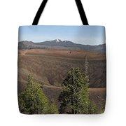 Cinder Cone Crater Tote Bag