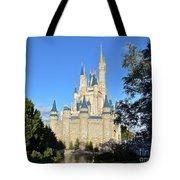 Cinderella's Castle II Tote Bag