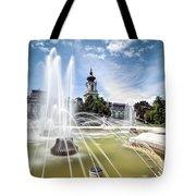 Cinderella's Home Tote Bag