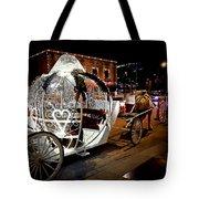 Cinderella's Ride Tote Bag