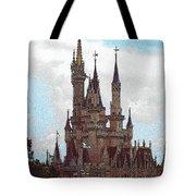 Cindies Castle Tote Bag
