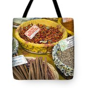 Cinnamon And Spice Tote Bag